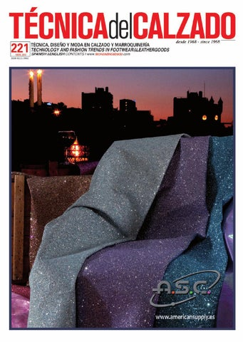 Modapiel 124 Shoes and accessories magazine by Prensa Técnica S.L. ... c2147b473fee3
