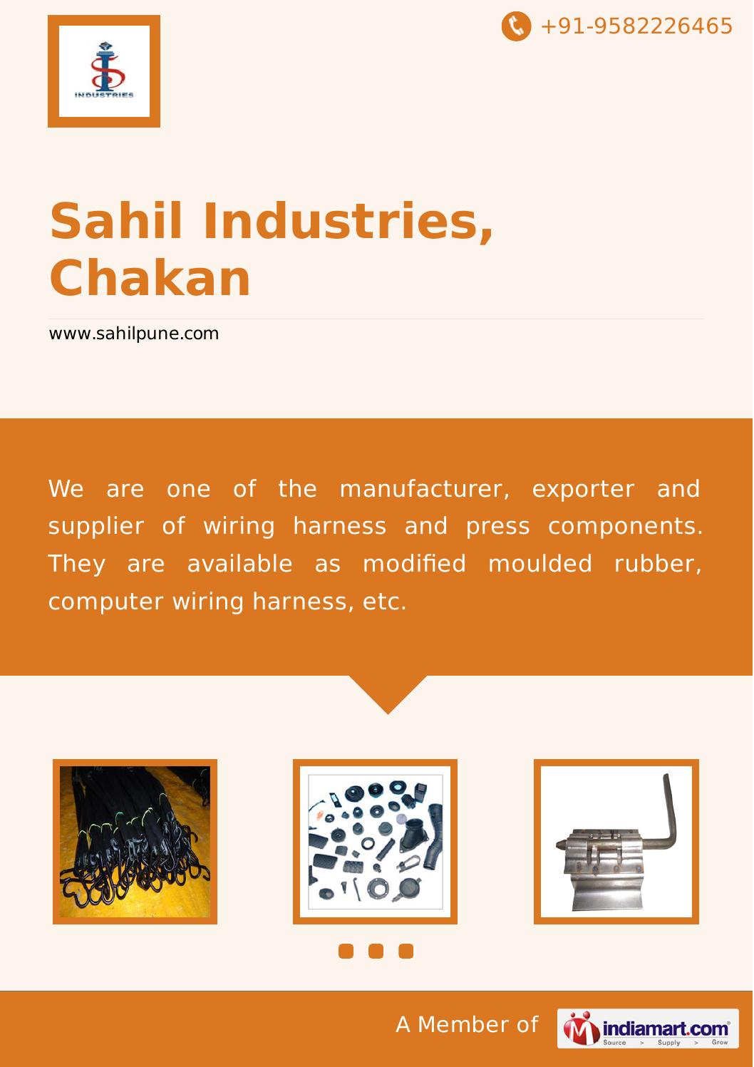 Cable Harness Assembly by Sahil industries chakan by Sahil Industries -  issuu
