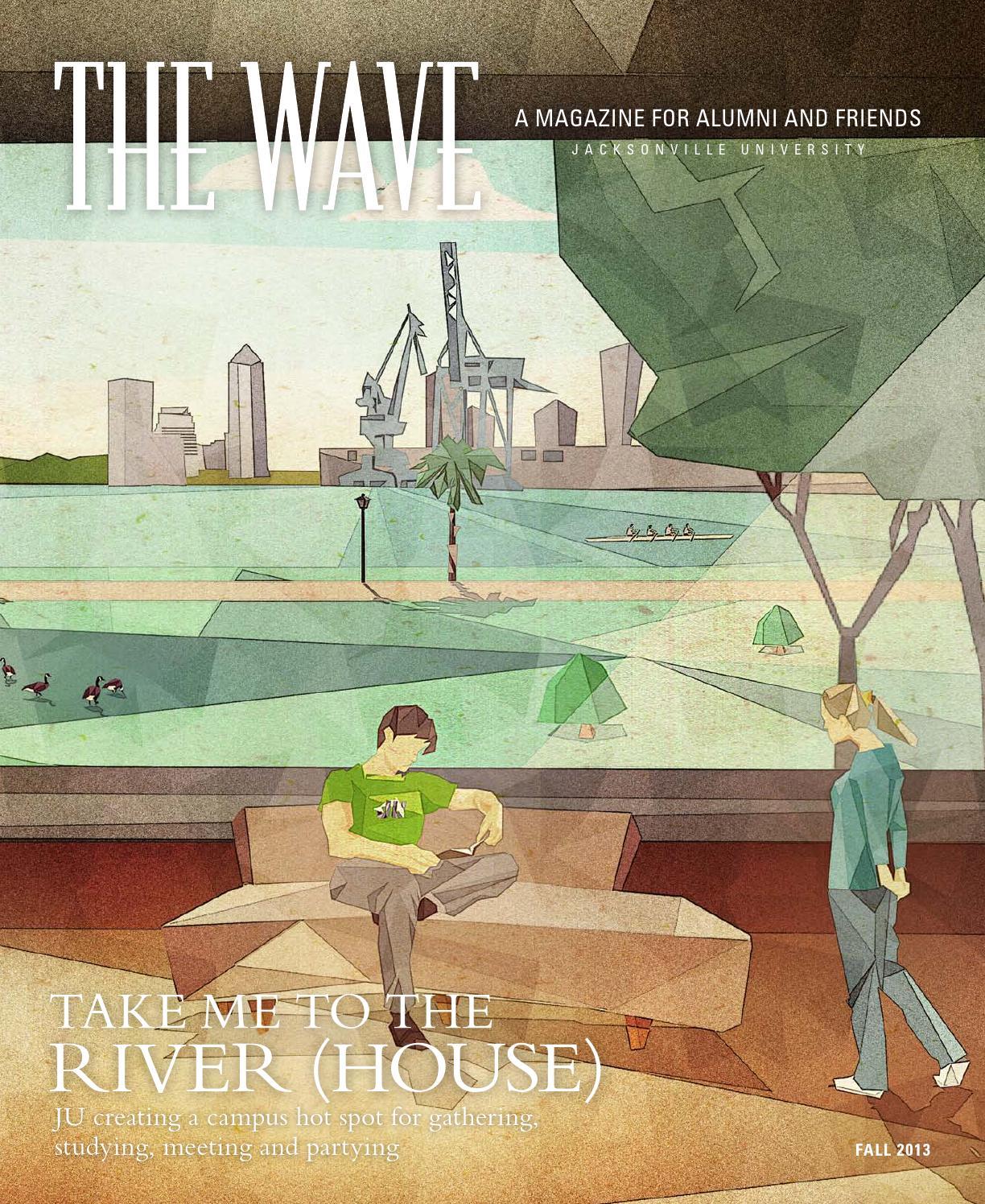Wave Magazine   Fall 20 by Jacksonville University   issuu