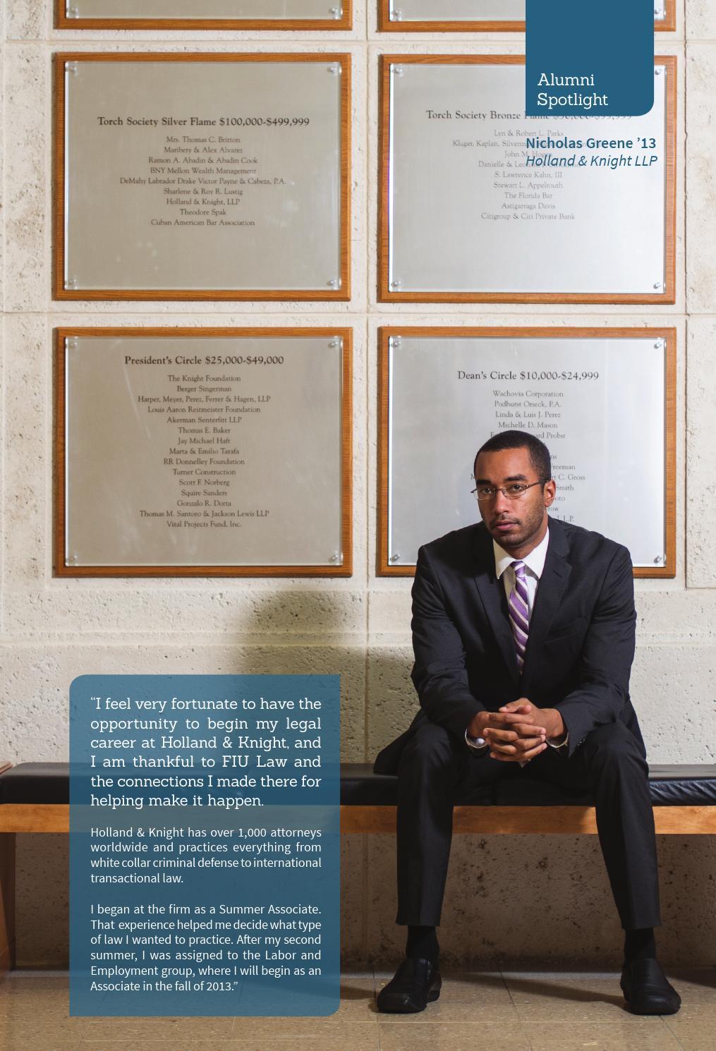 FIU Law 2013-2014 Viewbook by Law Web - issuu