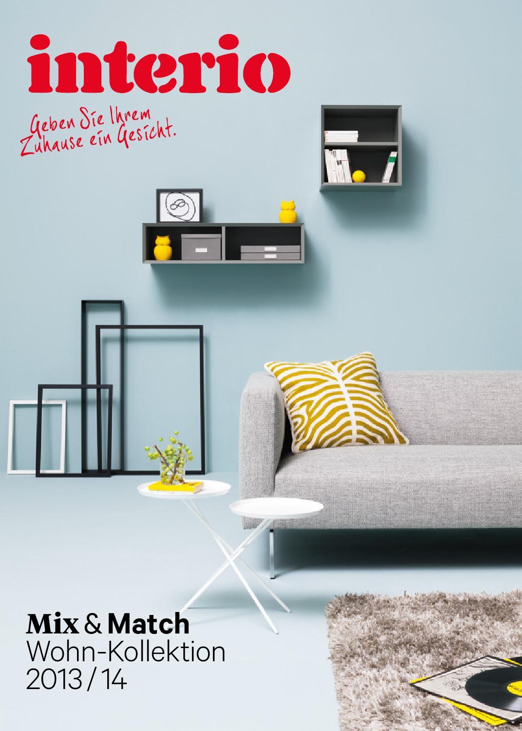 interio katalog g ltig bis 31 12 by broshuri issuu. Black Bedroom Furniture Sets. Home Design Ideas