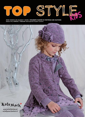 5fc5580d0 Top Style Kids 6 Children s fashion by Prensa Técnica S.L. - issuu