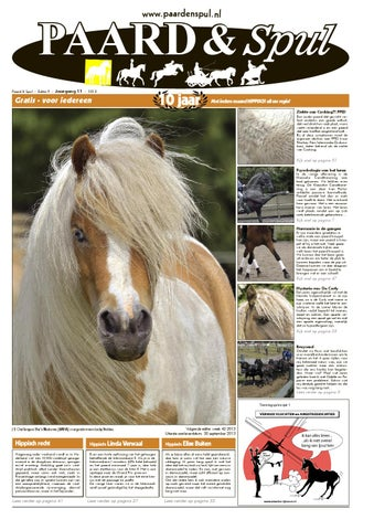 Paard Amp Spul September 2013 By Wildhorsemedia Issuu
