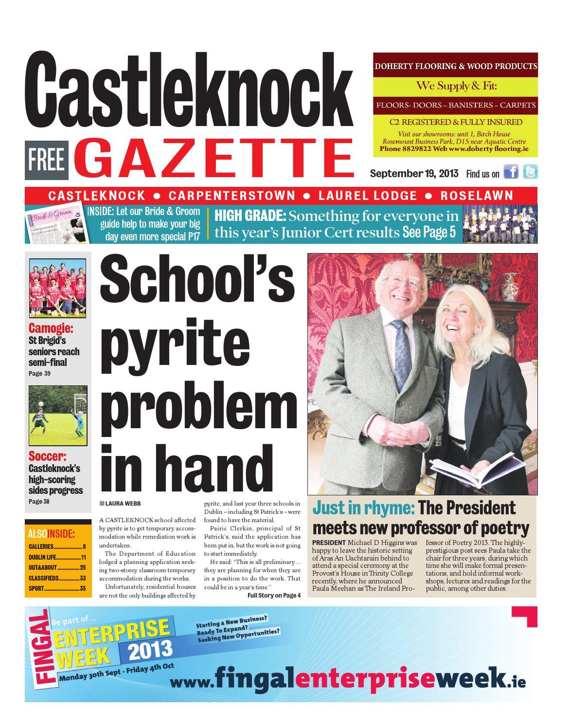 ab8e673d7d4c Castleknock by Dublin Gazette - issuu