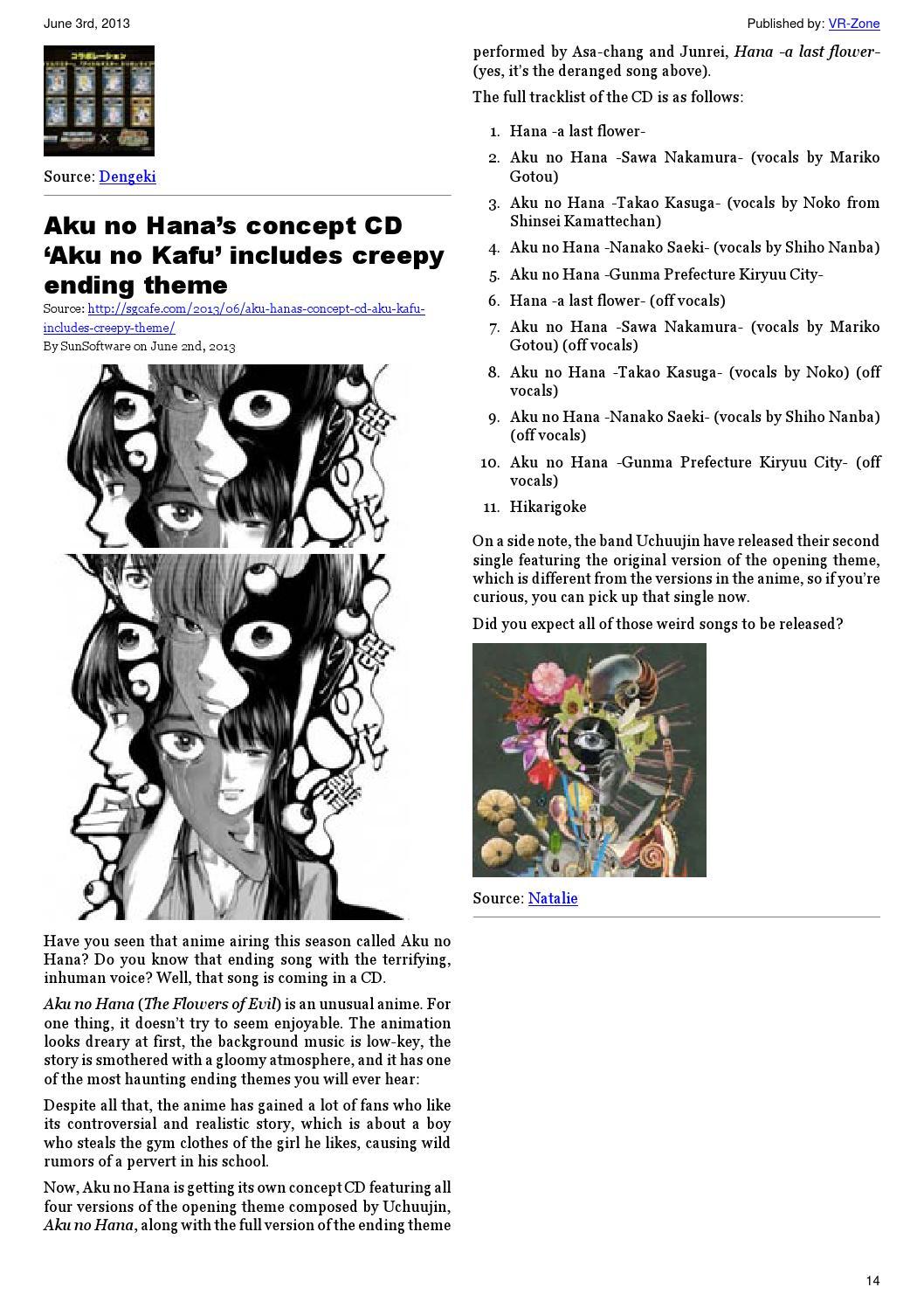 SGcafe Anime News For Otaku Jun 2013 Issue by VR Media Pte