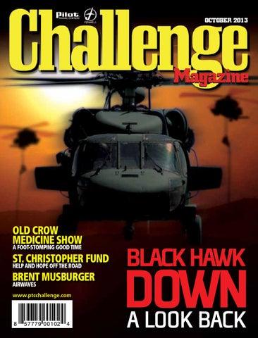 October 2013 Challenge Magazine by Challenge Magazine - issuu