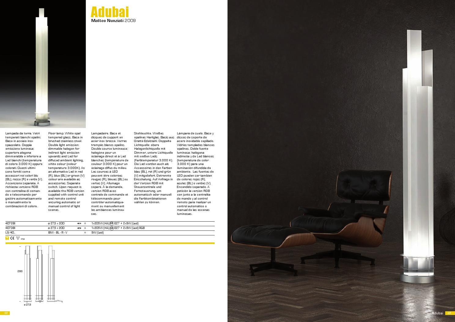 Accensione Lampadario Con Telecomando fontana arte 2010 by e27.ua - issuu
