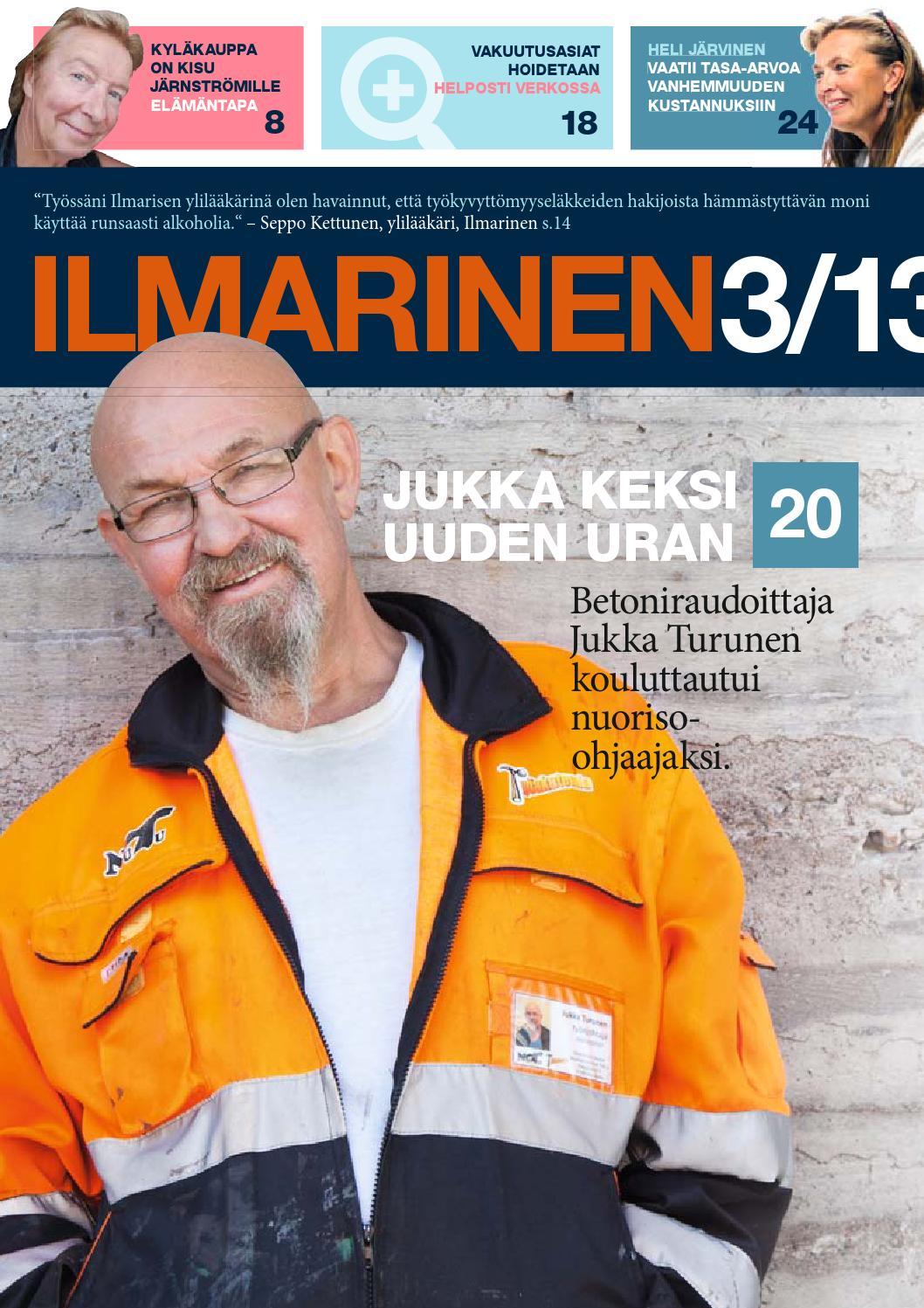 Ilmarinen 3 2013 by Avidly Agency - issuu 4eb8e0b396