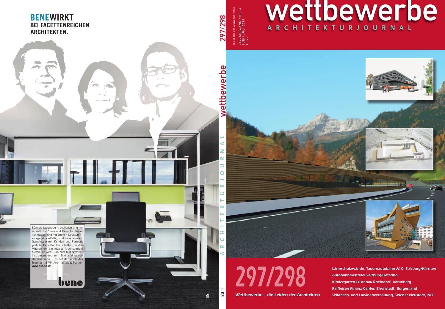 297/298 Juni/Juli 2011 by Architekturjournal wettbewerbe - issuu