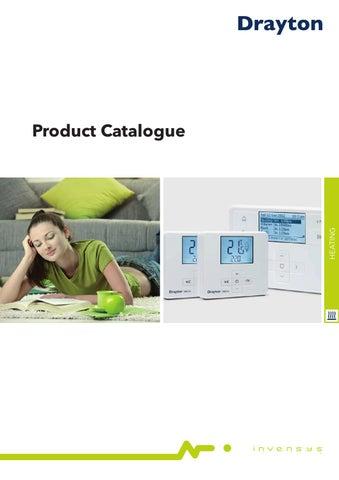 drayton product catalogue 2013finalclevera ltd  issuu