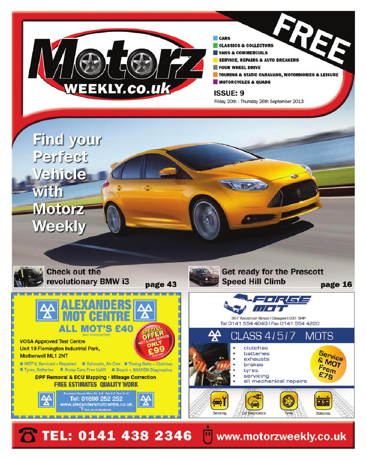 Issue 9 by Motorz Weekly - issuu
