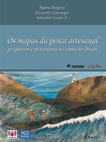 5961983f7 Os Mapas da Pesca Artesanal - Pesqueiros e Pescadores na Costa do ...
