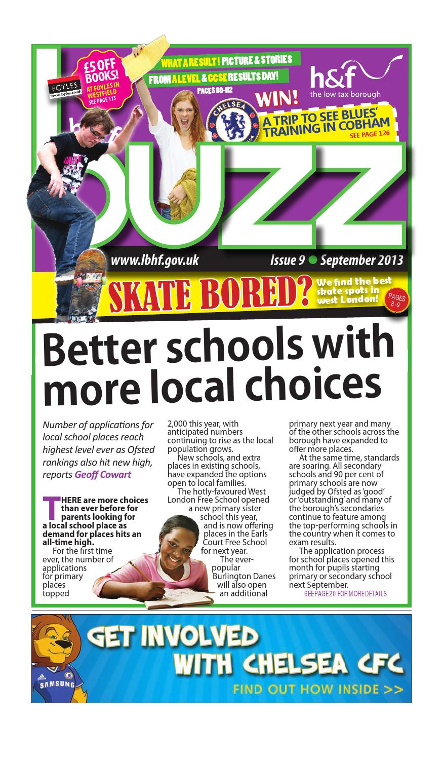 Hf Buzz April 2013 By Hammersmith Fulham Council Issuu Les Catino New York Queens Satchel Smoke Grey September
