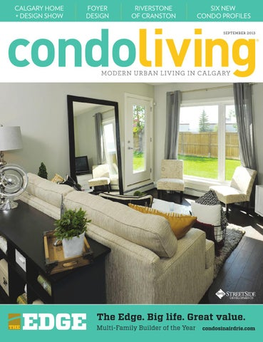 Calgary Condo Living September 2013 By Source Media Group Issuu - Modern-penthouse-by-altus-architecture-design