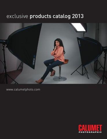 20d01831e542 Calumet Catalog 2013 by Calumet Photographic - issuu