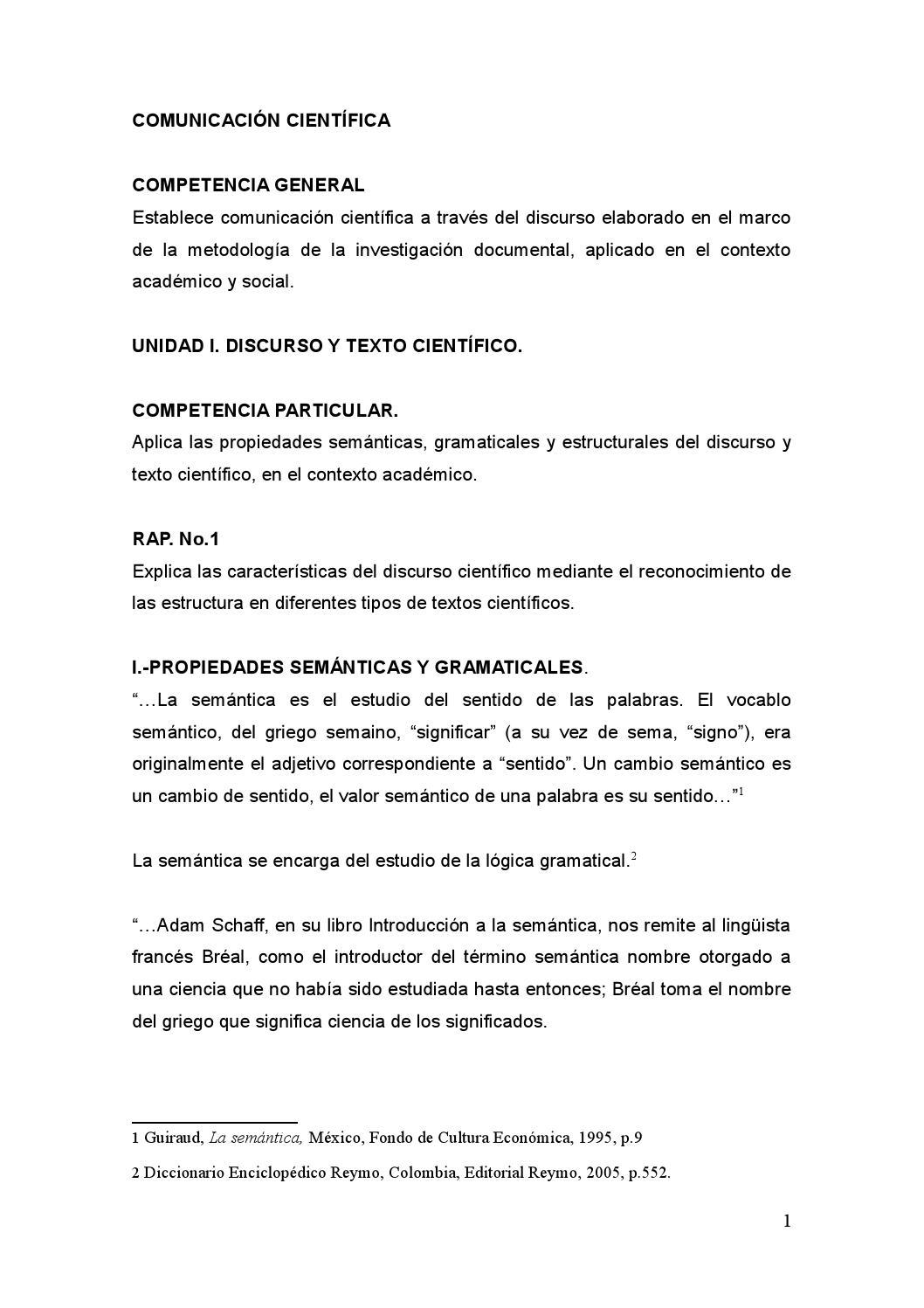 Comunicación cientifica 2 by Samuel Fernandez Garcia - issuu