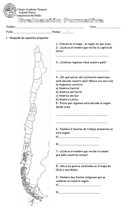 Evaluacion formativa planos y mapas (2) by Paola Risco Martinez - issuu