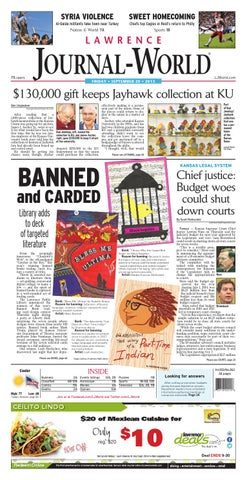 0f69b03e156 Lawrence Journal-World 09-20-13 by Lawrence Journal-World - issuu