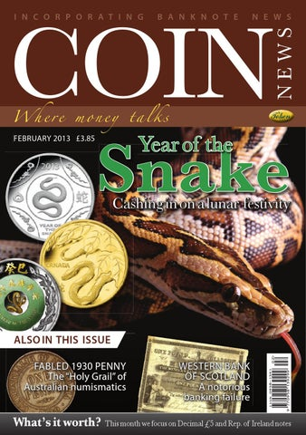 b188ae4bf07 Coin news 2013 02 by Bungy - issuu