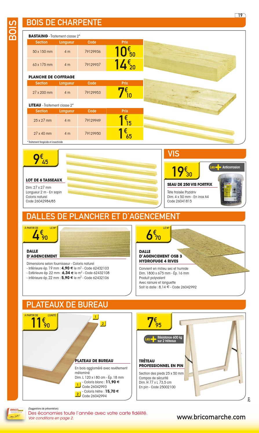 Catalogue Bricomarché Valable Jusquau 29092013 By Joe