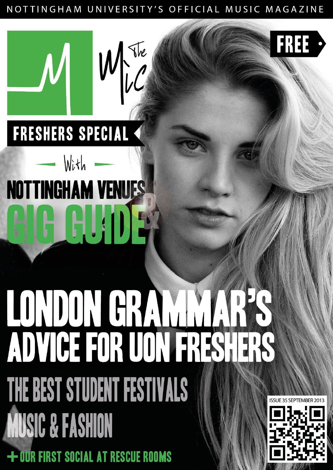 Ady Suleiman Longing For Your Love the mic: issue 35 - freshers '13the mic magazine - issuu