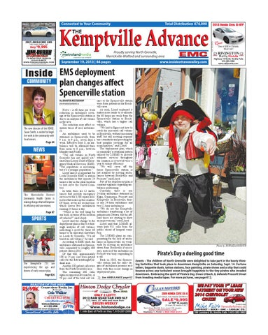 afffba0b7a1 Kemptville091913 by Metroland East - Kemptville Advance - issuu