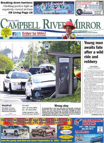 Campbell River Mirror September 20 2013 By Black Press Issuu