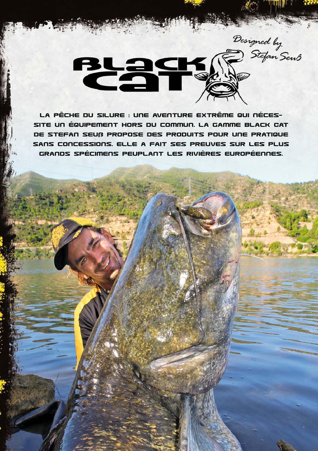Hameçons à silure catfish   #6//0   par 5