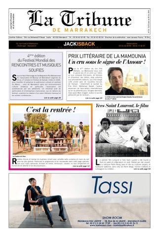 TDM32 by La Tribune de Marrakech - issuu d335a91650c