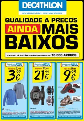 QUALIDADE a Preços Ainda Mais Baixos! by Decathlon Portugal - issuu 59952c175ea4b