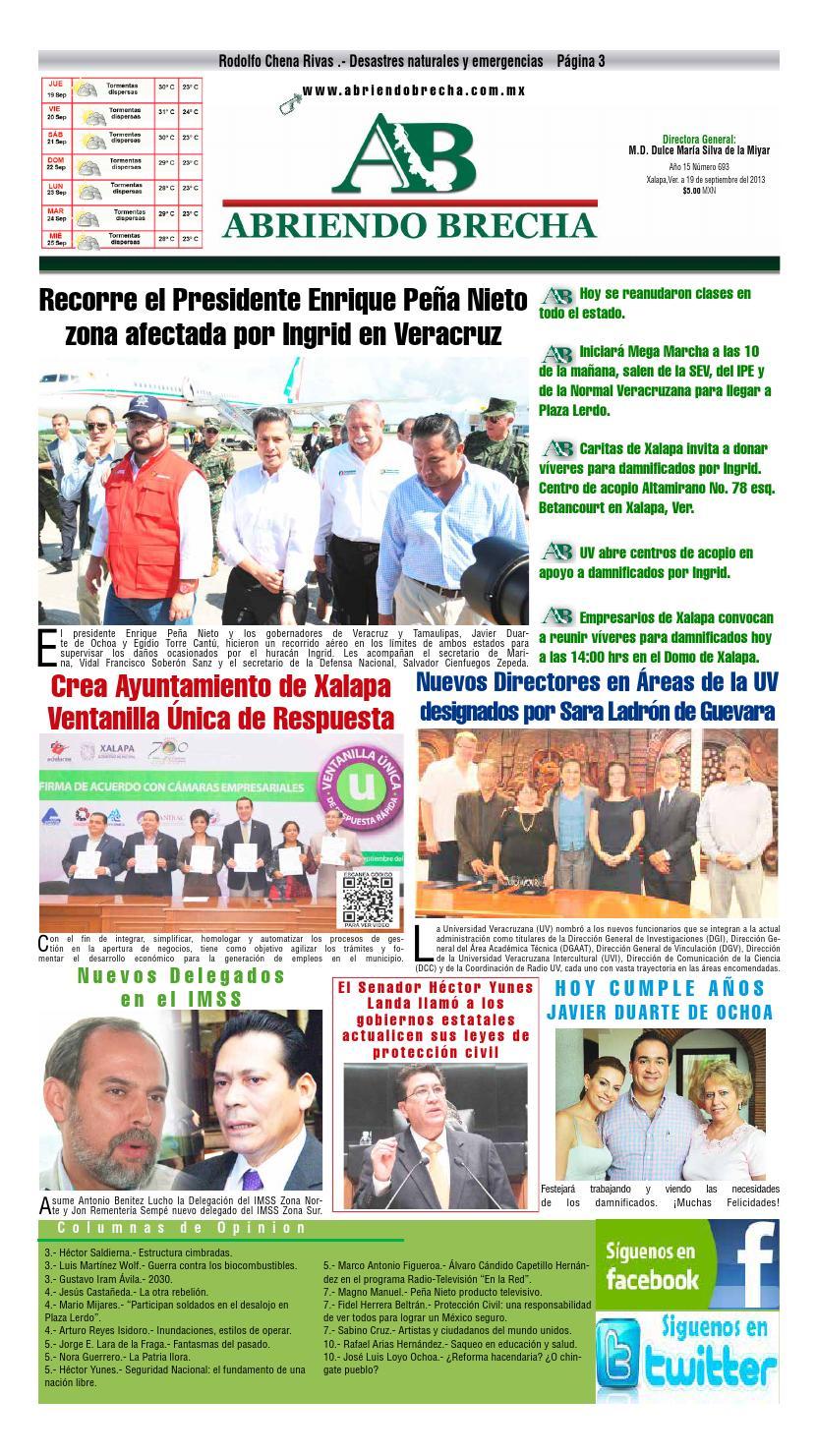 Edición 19 sep 2013 b by Abriendo Brecha - issuu