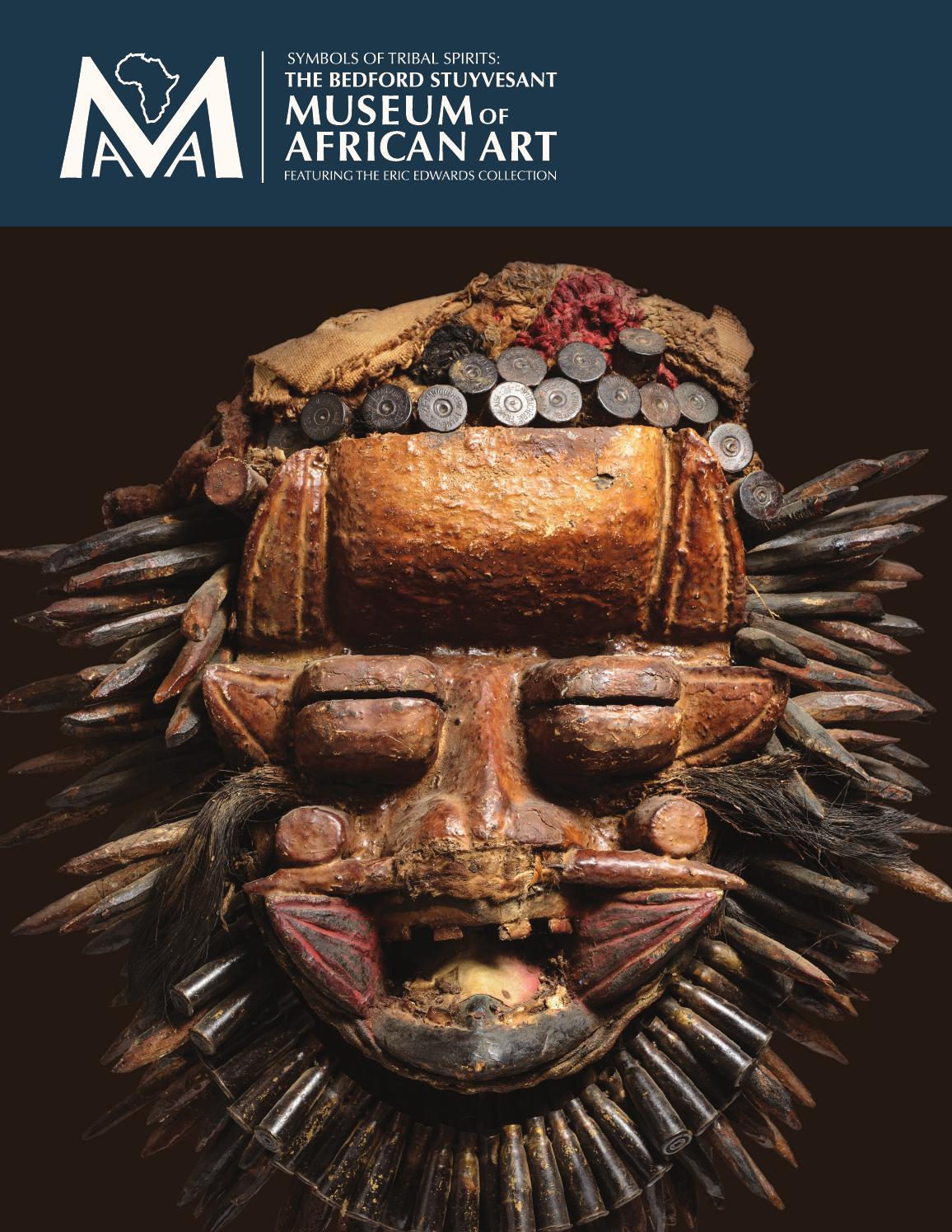 The Bedford Stuyvesant Museum Of African Art By Cassandra M Boler