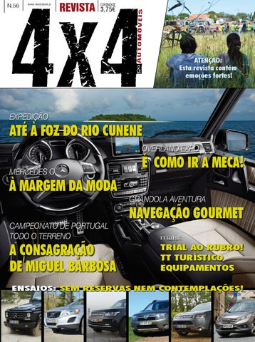 Revista 4x4 N.º 56 by Manolo 4x4 - issuu 0175cec4dc
