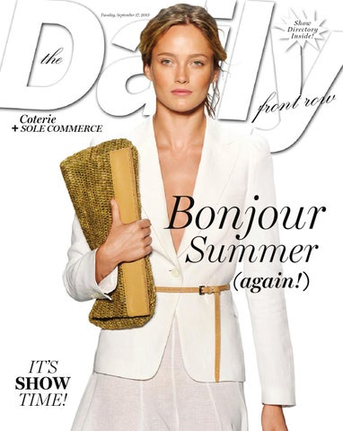 8fabfd2512984 The Daily Coterie by DAILY FRONT ROW INC - issuu