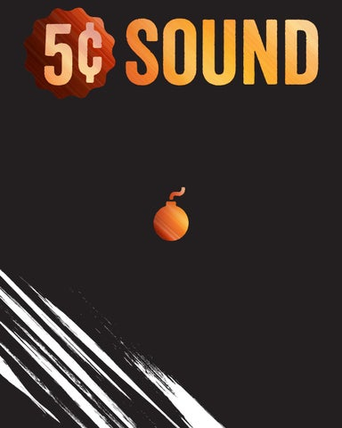 Five Cent Sound Vol 1  Issue 2: December 2012 by Five Cent