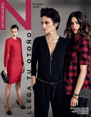 b113c9671 Catálogo moda otoño 2013 de El Corte Inglés by Hackos ECC - issuu
