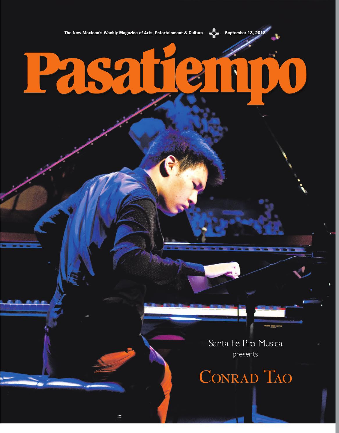 Pasatiempo, September 13, 2013 by The New Mexican - issuu