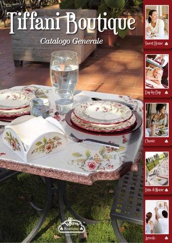 Ceramica Tiffany Civita Castellana.Catalogo Tiffani 2012 1 By Giuseppe Benevento Issuu