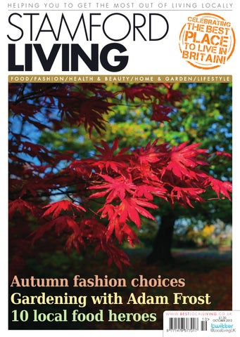 b8fdea75636be8 Stamford Living October 2013 by Best Local Living - issuu