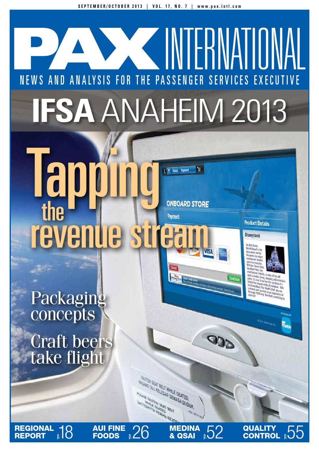 Pax 2013 IFSA edition by Global Marketing Company Ltd - issuu