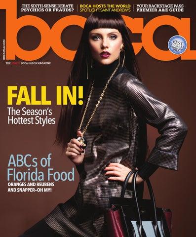 228edcd1d7 Boca Raton magazine Sept. Oct. 2013 by JES Media - issuu