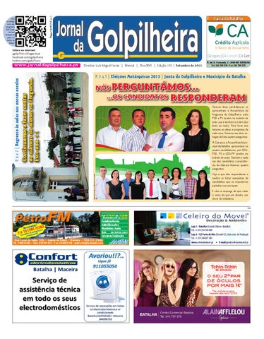 8b5164cb4 1309 Jornal da Golpilheira Setembro 2013 by Jornal da Golpilheira ...