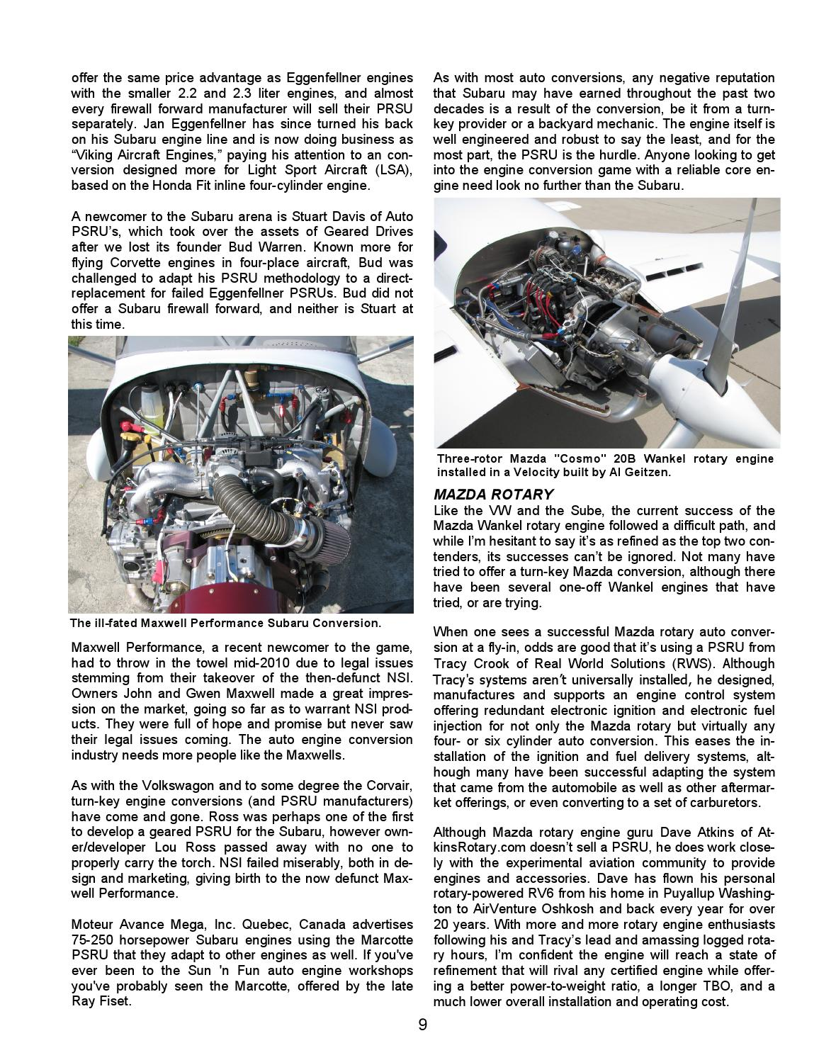 Alternative Engines Volume 4 preview by Editor, Patrick Panzera - issuu