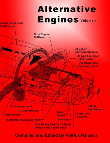 Alternative Engines Volume 4 preview by Editor, Patrick