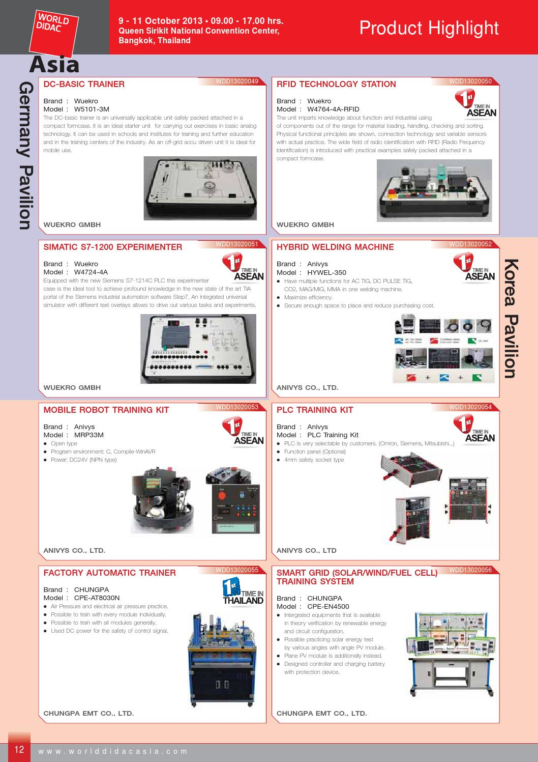 Worlddidac Asia Newsletter #2 by Reed Tradex Co , Ltd  - issuu