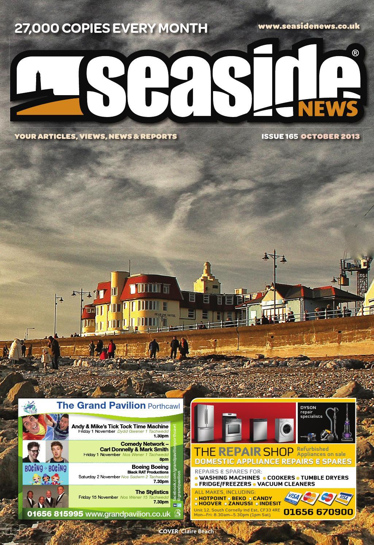 Seaside News October Issue By Seaside News Issuu