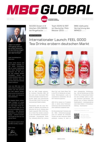MBG Global Edition 05 by MBG International Premium Brands - issuu