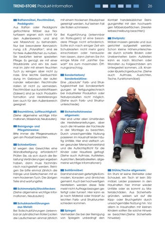 Trendstore Produkt Information By Europa Mobel Verbund Gmbh Issuu