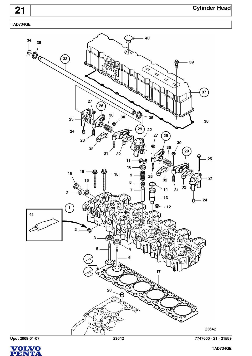 Ziemlich Volvo Penta Generator Schaltplan Galerie - Der Schaltplan ...