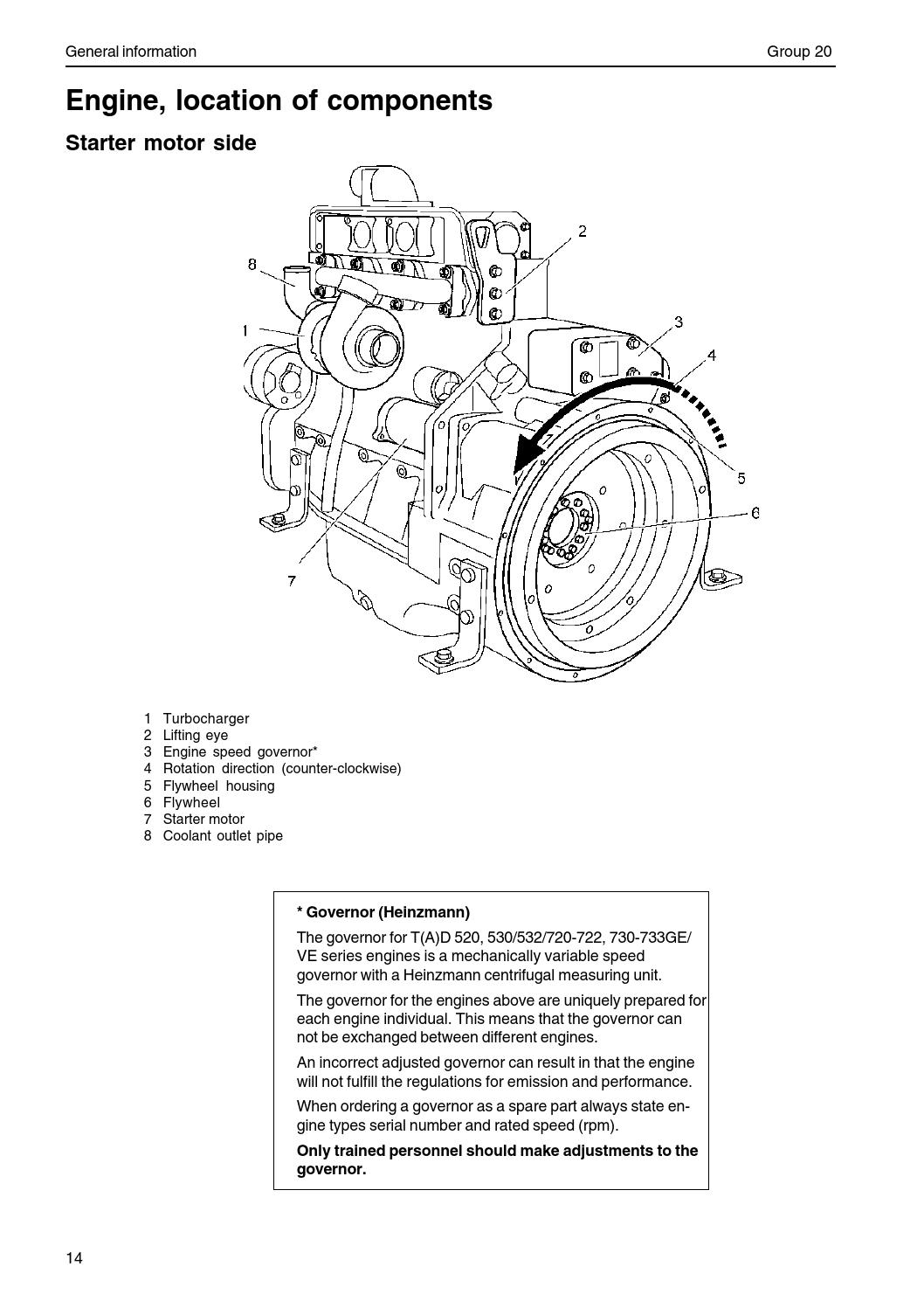 6d22 Manual Download Kawasaki Fd750 Regulator Wiring Diagram Array Volvo Work Shop 520 733 By Power Generation Issuu Rh